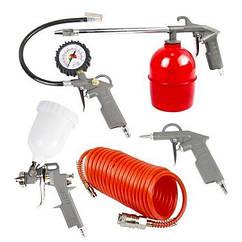 Набор пневматического инструмента Stark ATS-01