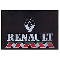 Брызговики для грузовых машин 585х400мм (RENAULT) 2шт (39711)