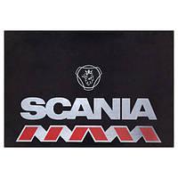 Брызговики для грузовых машин 585х400мм (SCANIA) 2шт (19914)