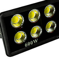 Прожектор світлодіодний 600Вт SOTTI-600 6400К IP65, фото 1