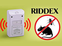 Відлякувач від мишей, комарів, тарганів RIDDEX