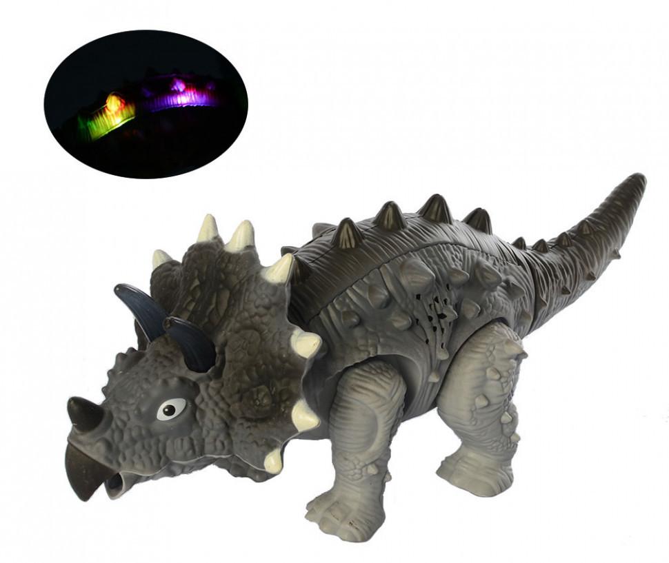 Динозавр Y333-5 (Серый)