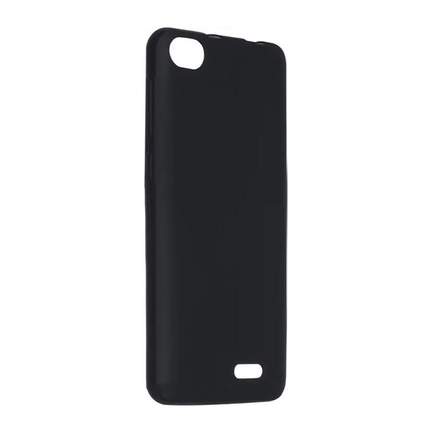 Чехол накладка DiGi для Bravis A509 - Shiny Black