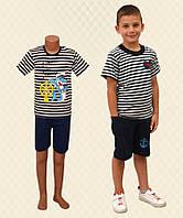 Комплект детский Капитан кулир