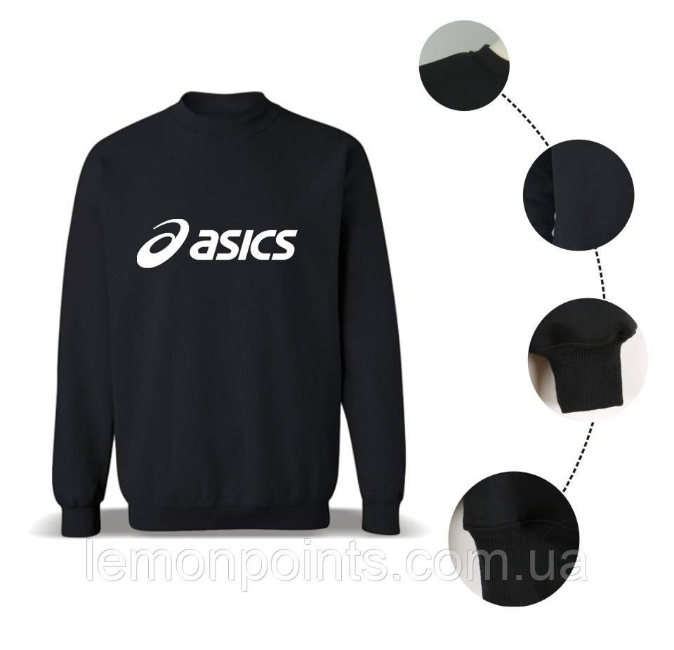 Мужской свитшот/кофта/реглан, чоловічий світшот/толстовка Asics асикс