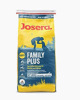 Корм для собак Josera Family 15 кг 15 кг