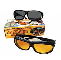 Очки антибликОвые антиФары для Водителей водителя хамелеон hdVision водительские 2в1 от солнца солнцезащитные