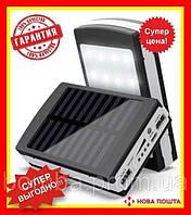 PowerBank solar Charger аккумуляторС от солнца 30000 поверБанк Зарядка для телефона 5000 Mah 10000 20000 Мач