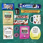 Подарочный Набор City-A Box Бокс для Женщины Сладкий Бьюти Beauty Box для Дочки из 13 ед №2868, фото 3