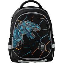 Рюкзак 700 Kite набор Education Dino and skate K20-700M 2p -3 пенал сумка, фото 3