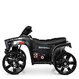 Квадроцикл Bambi M 3893ELM-19 Черный, фото 3