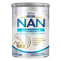 Смесь NAN Безлактозный с рождения, 400 г 12258006 ТМ: NAN