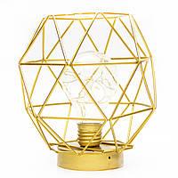 Светодиодный фонарик с металлическим каркасом (140892)