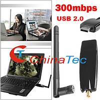 Адаптер WiFi 300Mbps 802.11b/g/n SL-1504N, фото 1