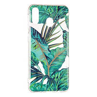 Накладка для Samsung Galaxy M205 M20 Gelius Flowers Shine Jungle