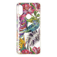 Накладка для Xiaomi Redmi 7 Gelius Flowers Shine Tropic