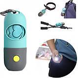 Диспенсер Bettza pet для уборочных пакетов с фонариком, фото 2