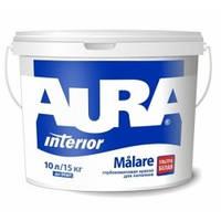 Краска для потолков Aura Malare 10л