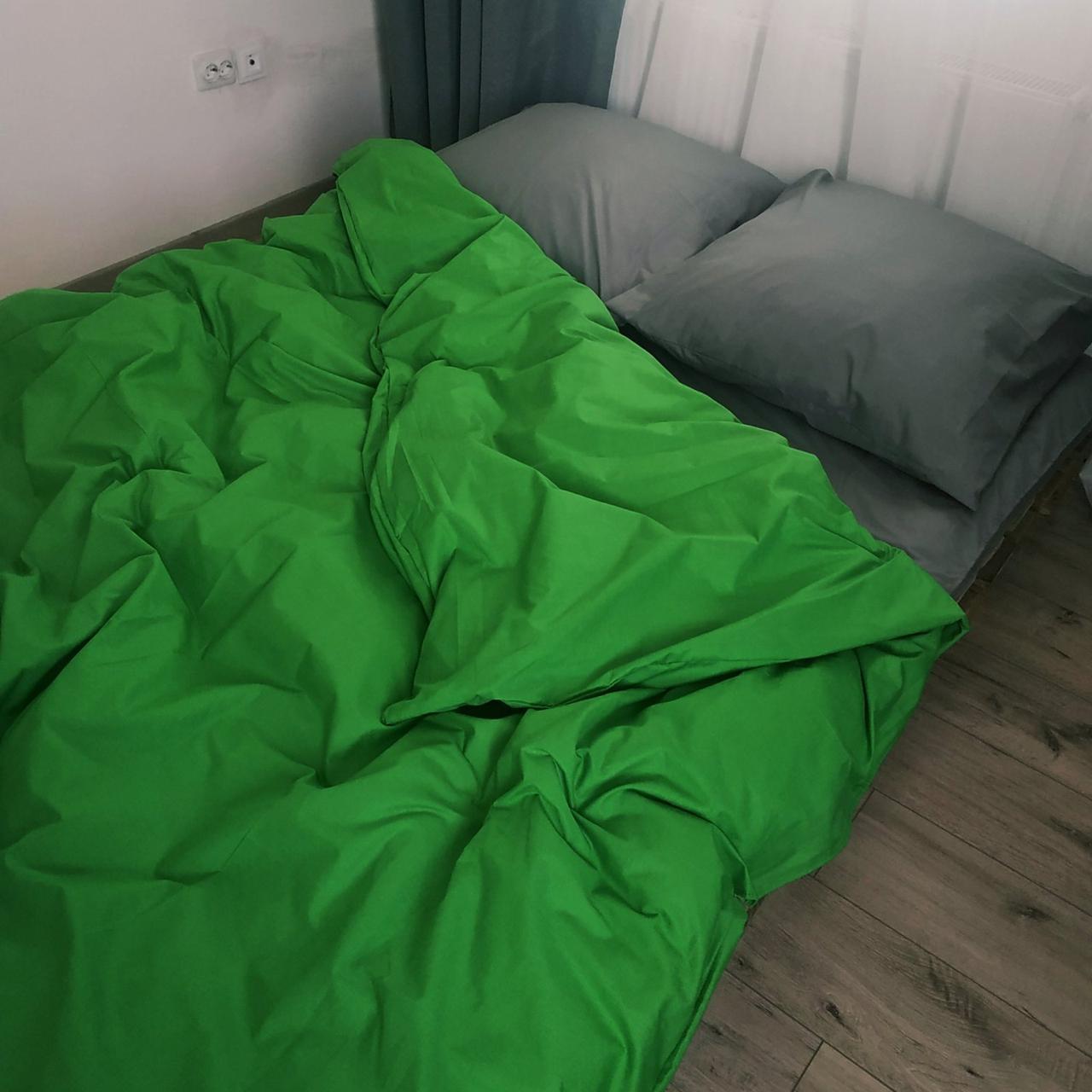 Постельное белье однотонное двухспальное