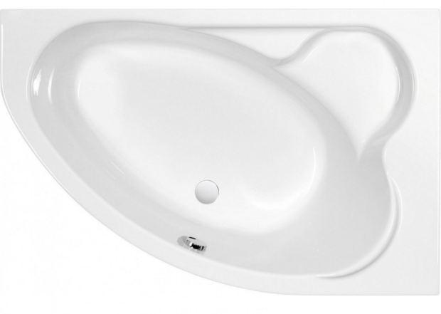 Ванна Cersanit Kaliope 153х100 правая (АКЦИЯ -20%)