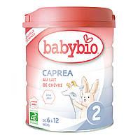 Смесь сухая органическая Babybio Caprea 2 на основе козьего молока 800 г 58052 ТМ: Babybio