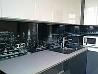 Кухонные стеновые панели из стекла. Киев, цена