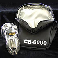 Пояс верности CB-6000 Male Chastity, фото 1