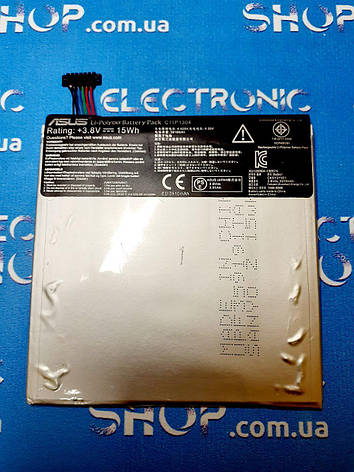 Аккумулятор ASUS C11P1304 (ME173X MEMO PAD HD 7 K00B) оригинал б.у., фото 2