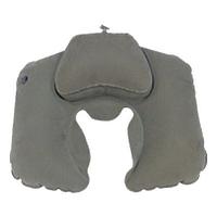 Подушка надувная под шею Tramp Lite Комфорт TLA-008 серая