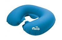Подушка надувная под шею Tramp TRA-159 синяя