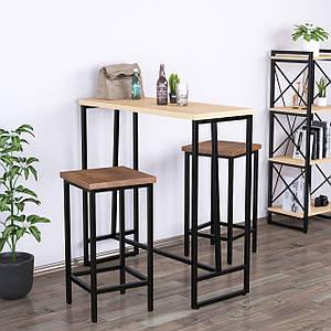 Барний столик BS-110 Loft-design для horeca