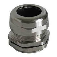Ввод кабельный PG29 под кабель (18-25мм) IP68 латунный (Haupa) 250642