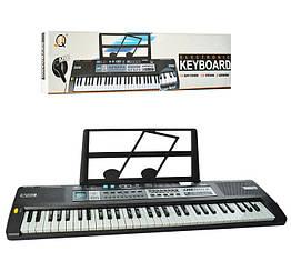 Детский синтезатор Пианино MQ6180 61 клавиша