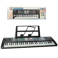 Детский синтезатор Пианино MQ6182 61 клавиша