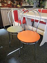 Барний стілець Тюльпан (хром)