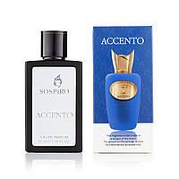60 мл мини-парфюм Sospiro Perfumes Accento (Ж)