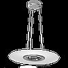 Умный подвесной светильник Intelite 32W 3000-6000K круг, фото 2