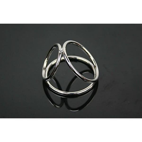 Эрекционное кольцо Cock And Ball Rings