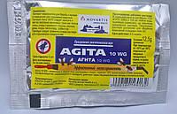 Эффективное средство для борьбы с мухами в помещениях для содержания животных Agita (Агита) 10 WG, 12,5 гр
