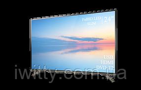 """Телевизор TCL 24"""" СМАРТ приставка в ПОДАРОК FullHD+DVB-T2+USB, фото 2"""