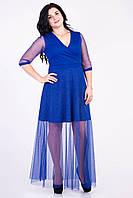 Довге красиве святкове плаття, фото 1