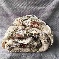 Одеяло из овечьей шерсти полуторное, фото 1