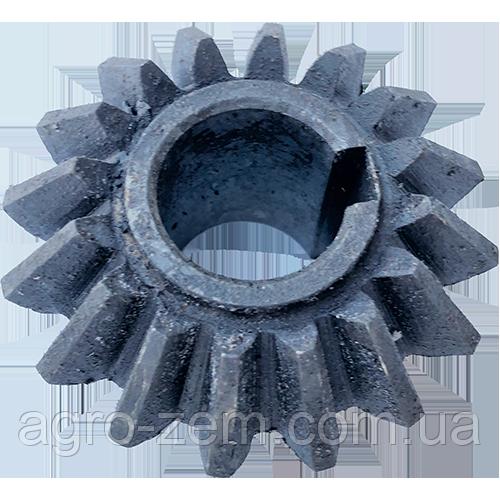 Шестерня коническая малая z=16 роторной косилки Z-169