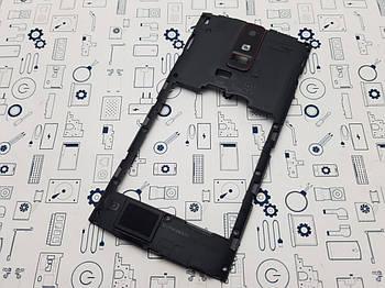 Средний корпус Elephone G6 со стеклом камеры Сервисный оригинал с разборки