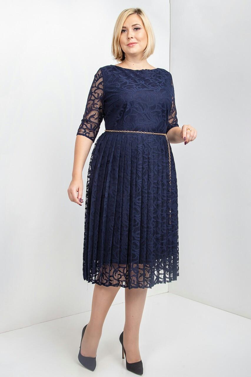 Гипюровое платье  50-56 р-ры