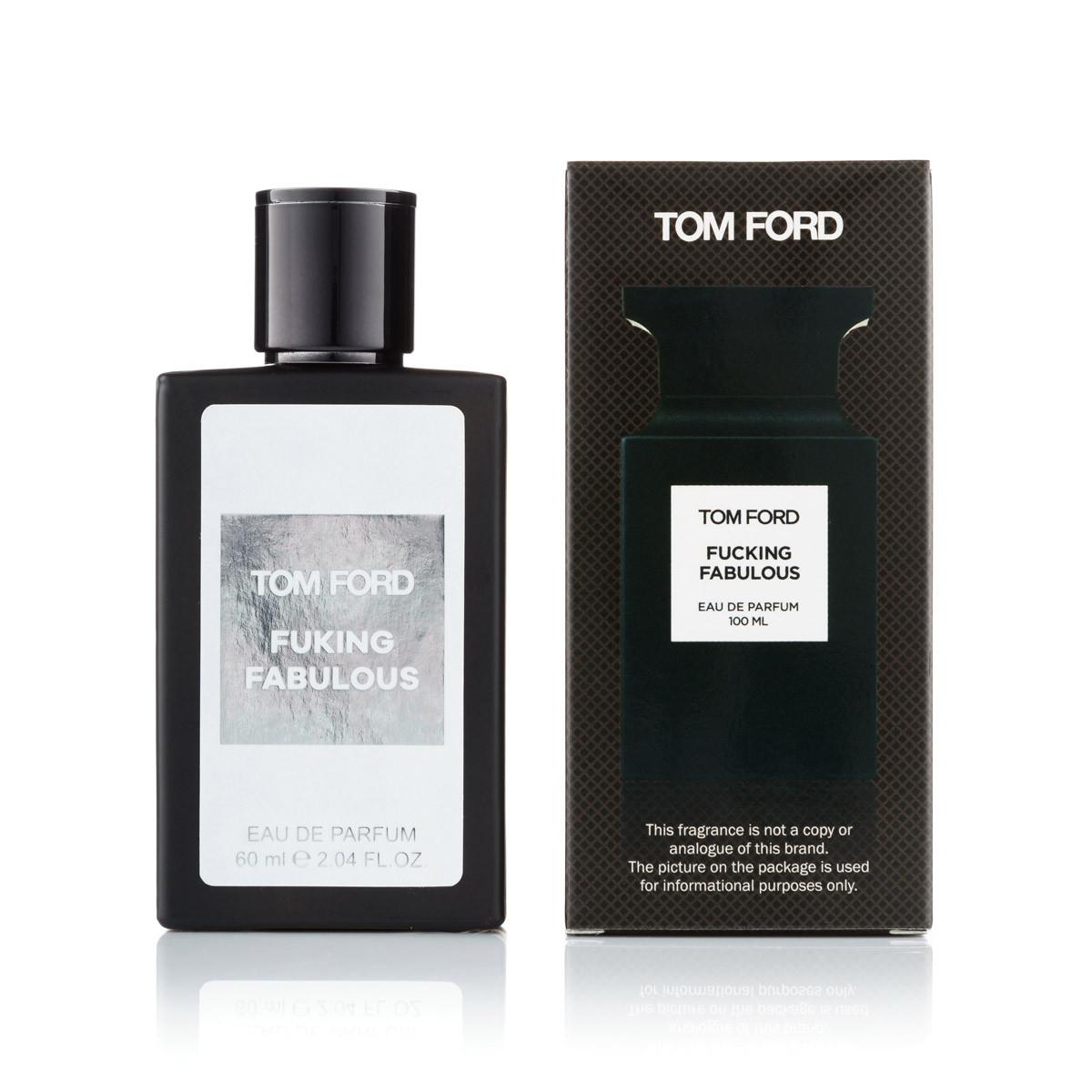 60 мл мини-парфюм Fucking Fabulous Tom Ford  (унисекс)