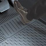 Автомобильные коврики в салон SAHLER 4D для NISSAN Rogue 2014-2020 NI-02, фото 5