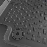 Автомобильные коврики в салон SAHLER 4D для NISSAN Rogue 2014-2020 NI-02, фото 7