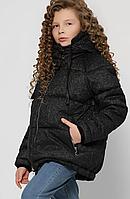 Зимова куртка на дівчинку, ріст 110-158