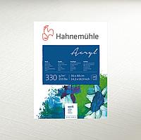 Бумага для акрила Hahnemuhle Acryl 330 г/м², 24 x 32 см, 20 листов, склейка